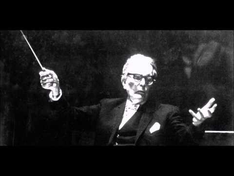 """Otto Klemperer """"Symphony No 2"""" Mahler (München 1965)"""