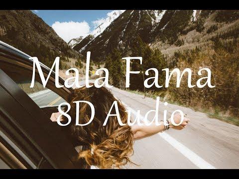Danna Paola - Mala Fama (8D Audio)