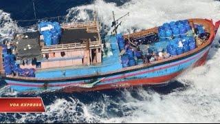 Ngư dân Việt 'dạt' sang Australia vì Trung Quốc?