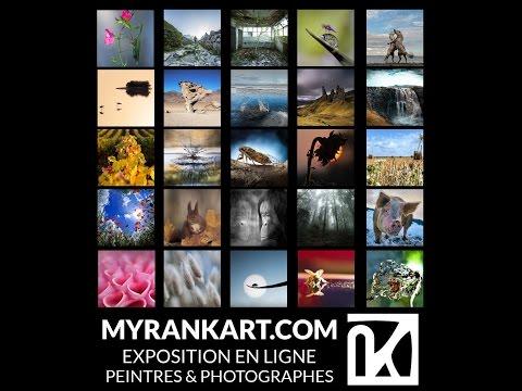 Les 25 photos finalistes du 5ème Salon de Photographie sélectionnées par le Jury RankArt