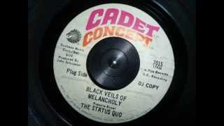 "The Status Quo - ""Black Veils of Melancholy"" 1968 Garage Psych (Original Mono Mix)"