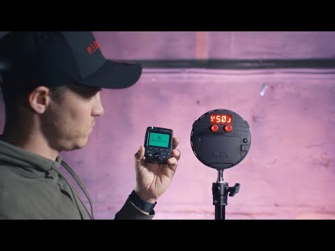 Rotolight NEO 2 - Recommended settings for flash + Elinchrom transmitter setup guide!