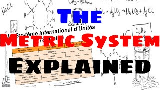 The Metric System - Explained