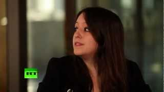 Julian Assange Interviews Occupy Activists on 'The World Tomorrow' (E7)