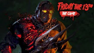 Friday The 13th The Game 😱 THE SCARIEST JASON SKINS LIVESTREAM 😱 (Friday The 13 Gameplay)