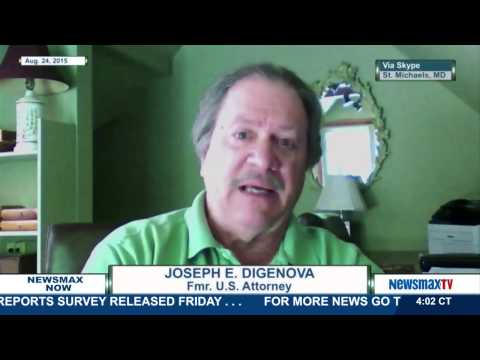 Newsmax Now | Joseph E. diGenova discusses the latest on the Clinton email scandal