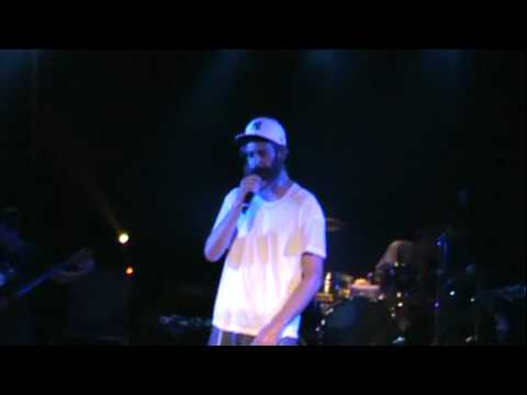 Matisyahu Beatboxing @The Music Farm (Charleston, SC)