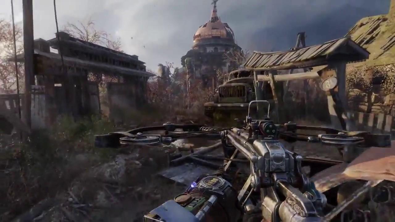 Metro 2035 Spiel
