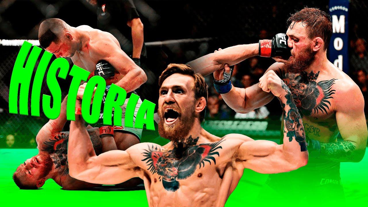 Conor McGregor ➡ Historia de ASCENSO Y CAÍDA 🔥 VOLUMEN 1 🔥