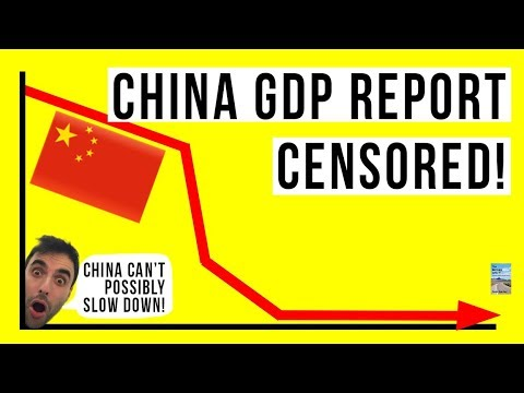China GDP Drops to the Floor at 1.67%! Report Reveals Widespread Slowdown in China!