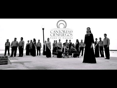 Cienfuegos Chamber Choir Performance May 27 2016