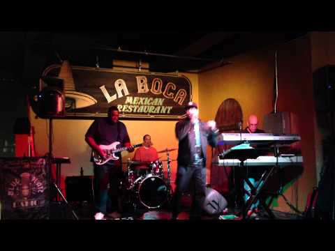 Timmy Maia, Rohn Lawrence, Jay Rowe, Trever Sommerville - LaBoca Jazz