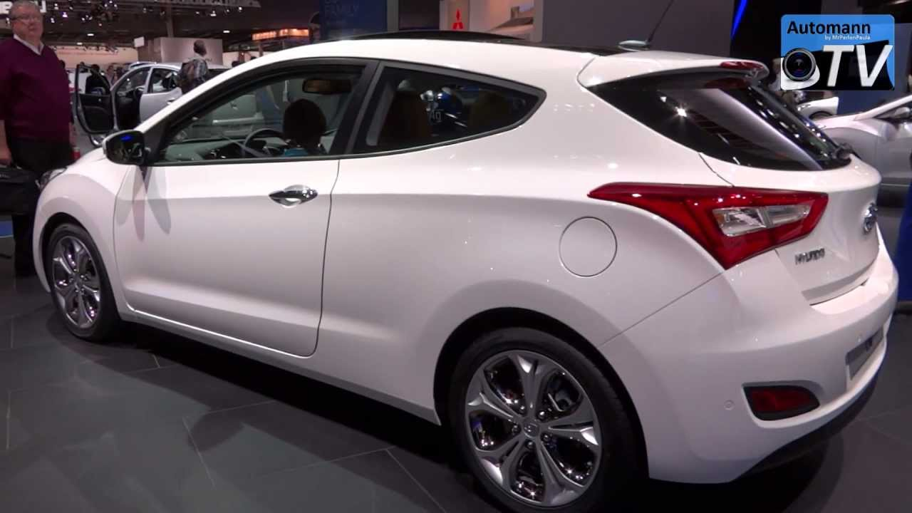 2013 Hyundai I30 3 Door Elantra Gt In Detail 1080p Full