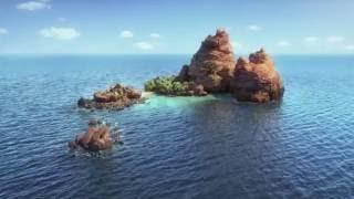 Робинзон Крузо  Очень обитаемый остров