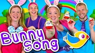 The Easter Bunny Bop - Kids Easter Song! Children