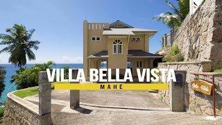 Villa Bella Vista on Mahé, Seychelles
