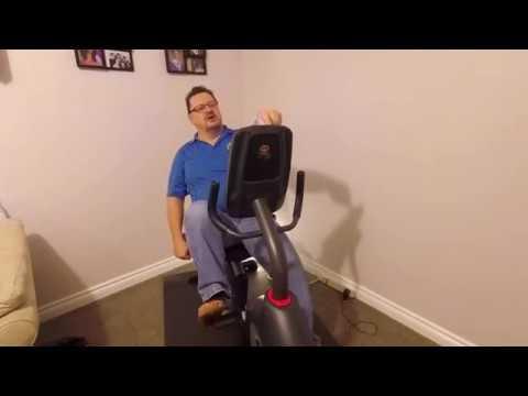 Schwinn 270 Exercise Bike Youtube