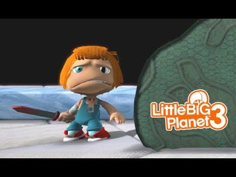 LittleBIGPlanet 3 - Chucky [The Movie] - Playstation 4