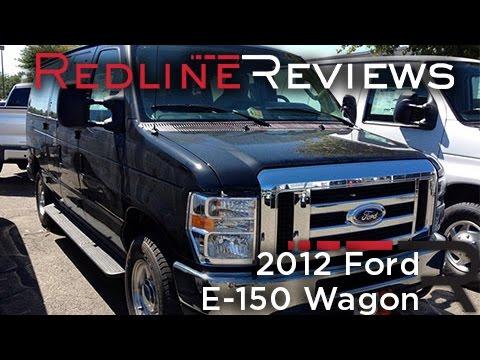 2012 ford e 150