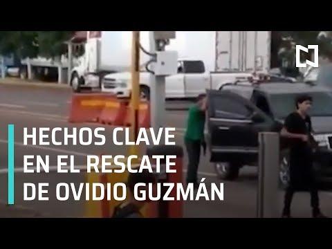 Rescate de Ovidio Guzmán | Testigo de las balaceras en Culiacán - En Punto