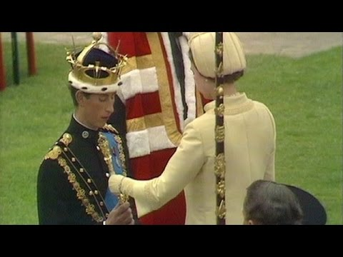 Prince Charles Investiture - BBC Coverage, July 1st 1969