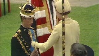 Gambar cover Prince Charles Investiture - BBC Coverage, July 1st 1969
