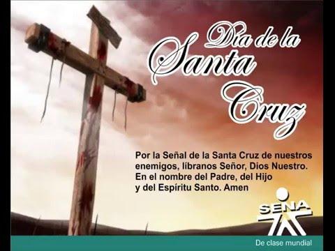 Santoral 3 De Mayo Santa Cruz Youtube