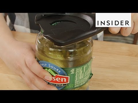 The Best Kitchen Tool for Opening Jars