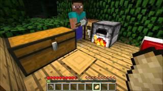 Minecraft Multiplayerové Dobrodružství část 1