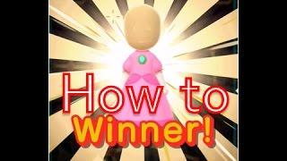 "Miitomo Drop Guide ""Princess Peach dress"" Peach & Bowser 【攻略】 おとしてMii ピーチ & クッパ  『ピーチ姫のドレス』"