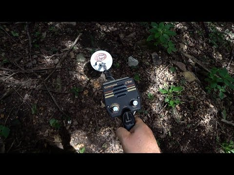 """First Hunt With My New Metal Detector - Tesoro Compadre (""""PRO"""")"""