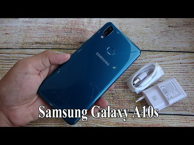 Unboxing Samsung Galaxy A10s Green color and test camera
