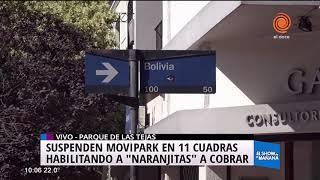 Suspenden a Movipark en 11 cuadras