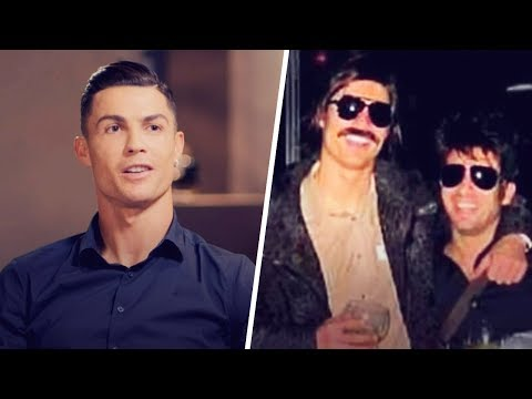 Cristiano Ronaldo Reveals Hilarious Story About Wearing Disguise To Go Clubbing   Oh My Goal