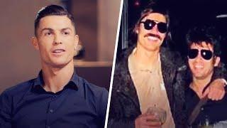 Cristiano Ronaldo reveals hila…