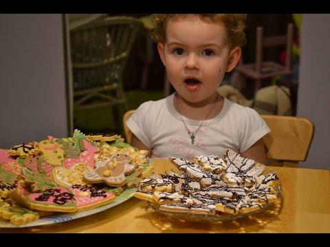 Сахарное песочное печенье Глазурь для печенья Готовим с Машей
