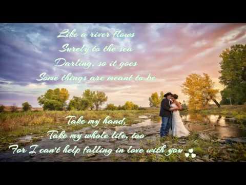 Can't Help Falling In Love - Liela Avila