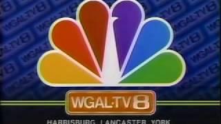 Sermonette and Sign Off—WGAL-TV8 Lancaster, Penn.—April 10, 1989