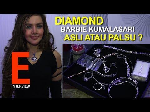 ASLI Atau KW !!! Tes Keaslian Diamond Barbie Kumalasari
