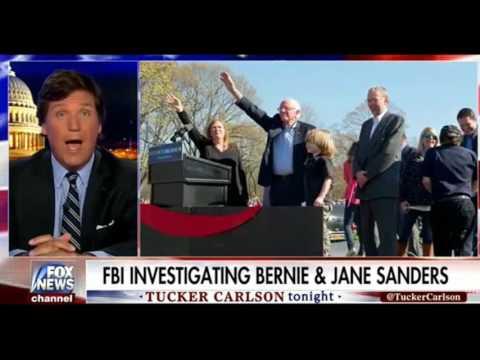 FBI Investigating Bernie and Jane Sanders For Bank Fraud, Won