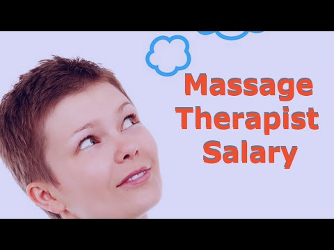 Finding Massage Therapist Salary - What Does A Massage Therapist Do