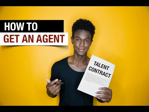 3 Ways to Get an Agent - Modeling or Acting Mp3