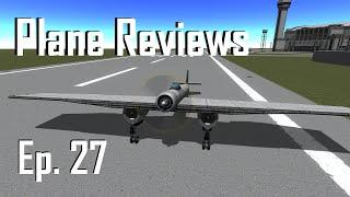 Plane Reviews Ep.27 - F/A-18, B-2, Saab J-35, Sm-73