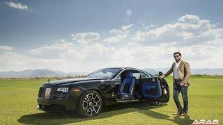 Rolls-Royce Wraith Black Badge رولز-رويس رايث بلاك بادج