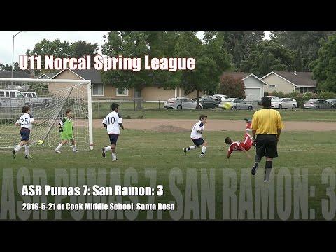 2016 5 21 Pumas v San Ramon