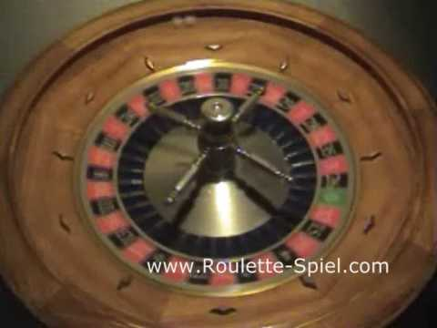 Roulette spins on a JOST Wheel - YouTube