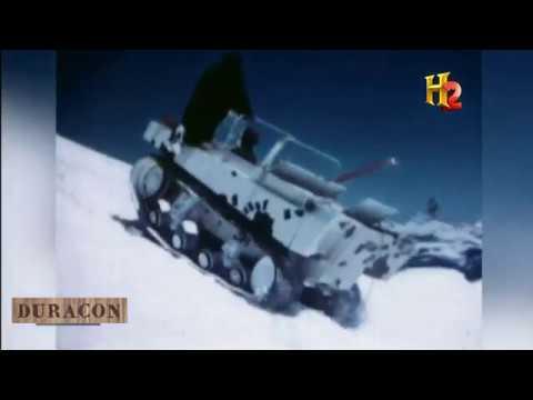 สารคดี ภาพสีในสงครามโลก2 ตอน เครื่องยิงไฟ
