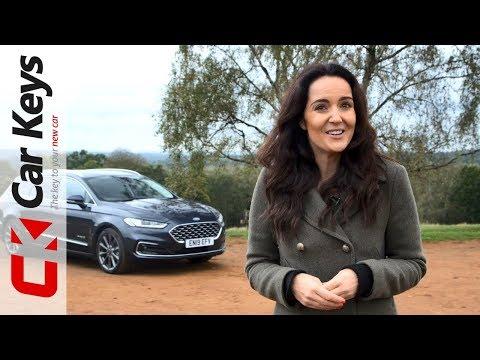 Ford Mondeo Vignale Hybrid 2019 Review - Car Keys