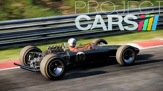 Project Cars - Lotus 49 Cosworth Nurburgring (PC Max Settings 60fps)