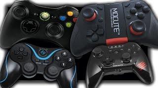 Какой беспроводной геймпад купить? Обзор Mocute wireless gamepad